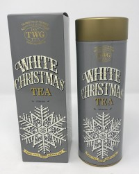 White Christmas Tea