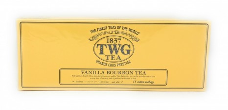 Vanilla Bourbon Tea